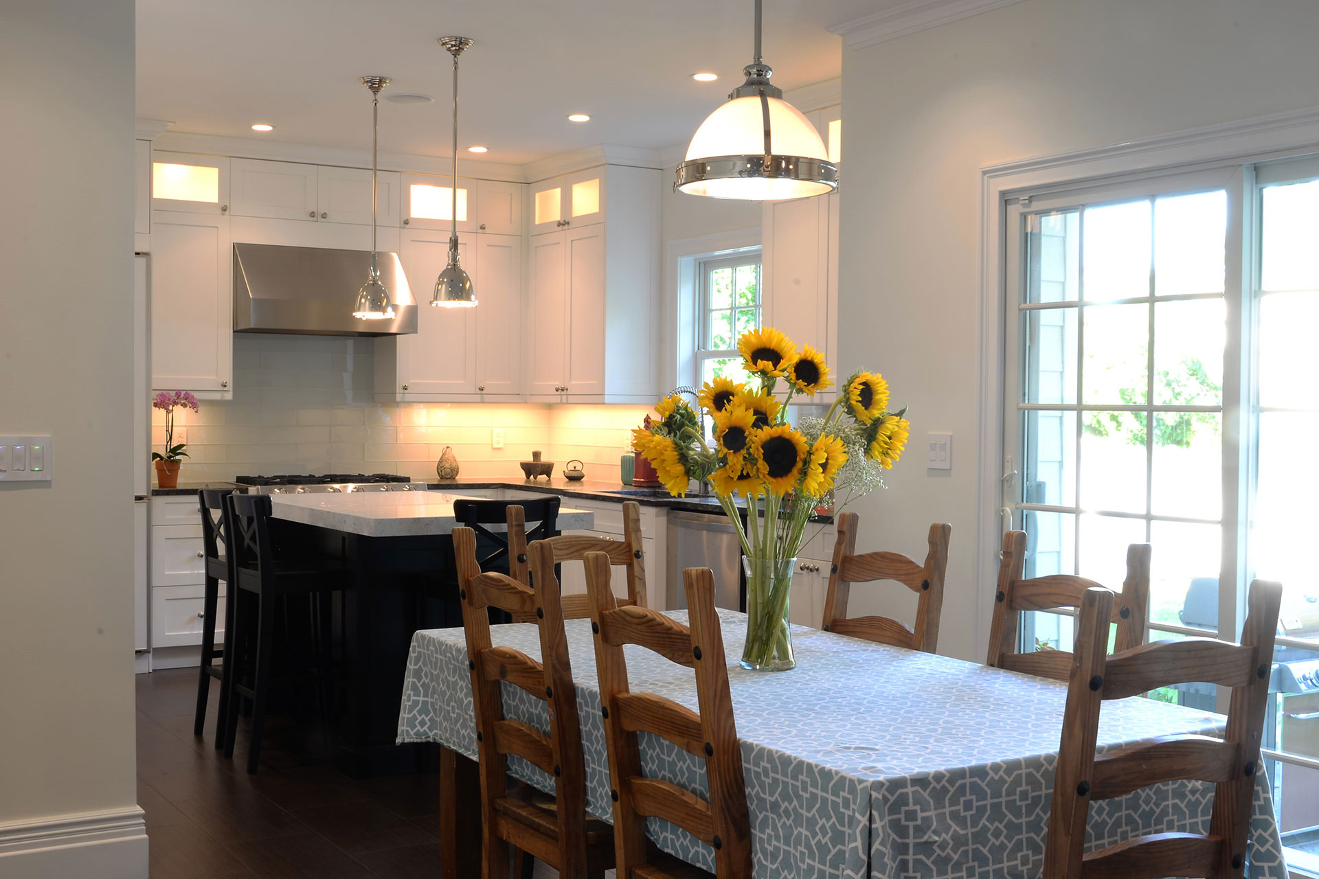 Custom Kitchen and Dining Room