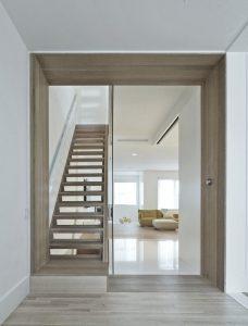 Custom Hallway & Staircase