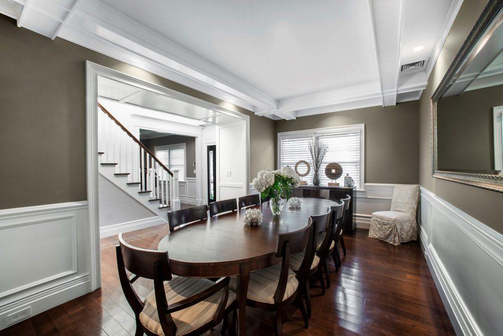Custom Luxury Dining Room Design