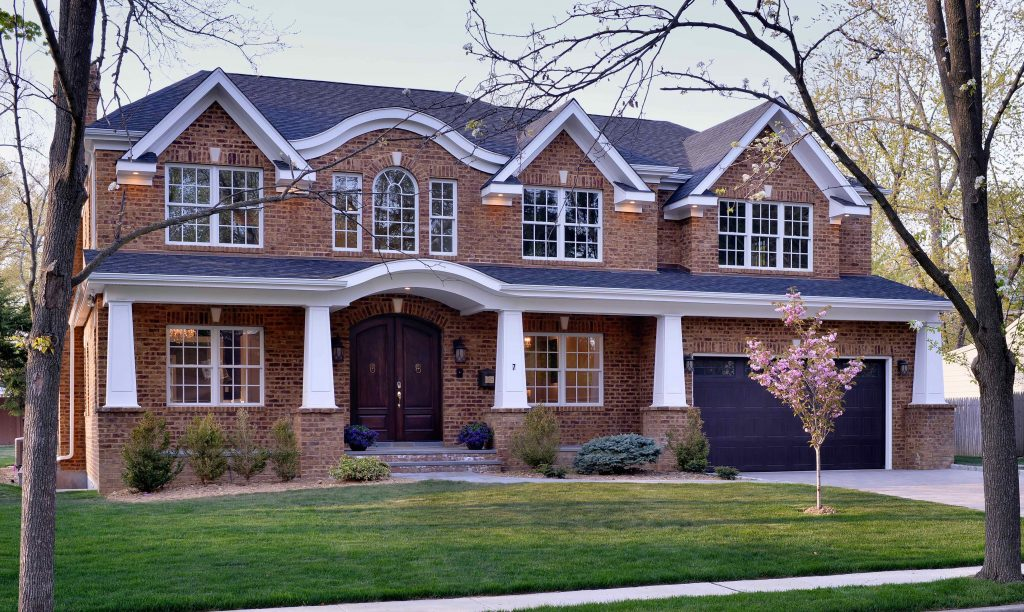Custom Home in Roslyn NY